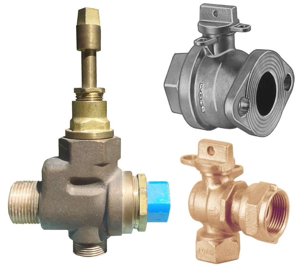 Products - Valves & Ferrules