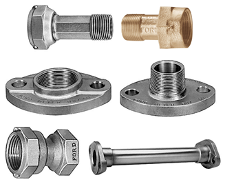 Products - Metalic Fittings & End Connectors