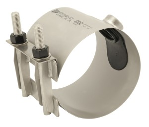 One Piece Stainless Steel Tapping Band