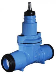 Gate Valve-Push-on Inlet/outlet